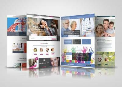 Webdesign Medisch