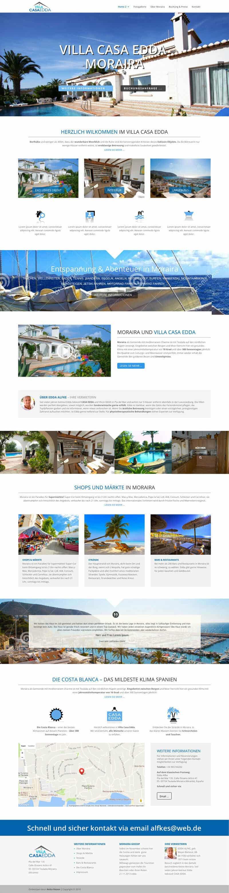 Villa Casa Edda