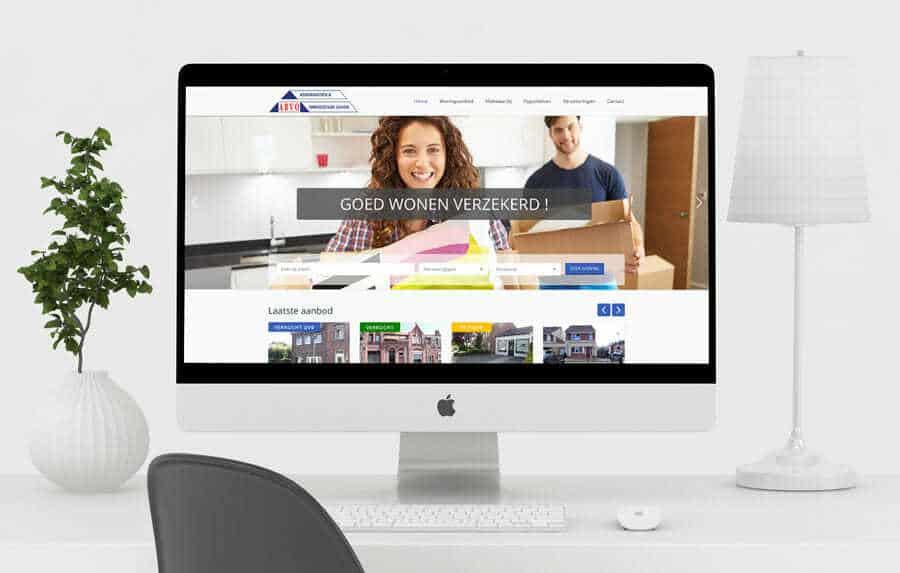 Nieuwe website Makelaardij