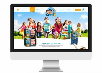 Webdesign Omega3